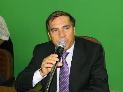 DORIVAL ALMEIDA - PRES. DA CAMARA DE CAAPORÃ
