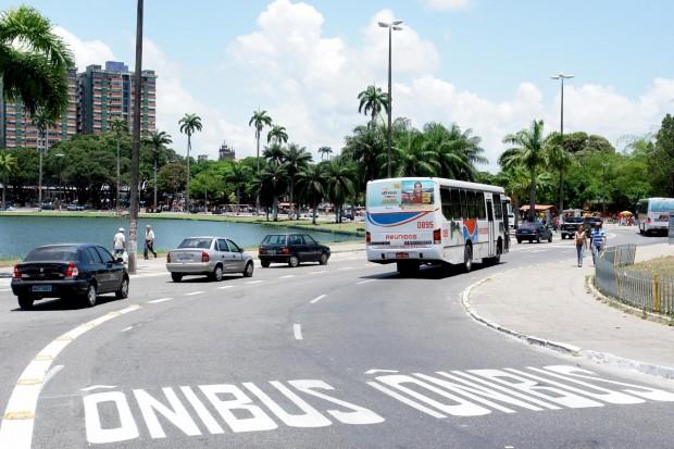 João-Pessoa-tem-apenas-três-quilômetros-de-faixas-exclusivas-para-ônibus