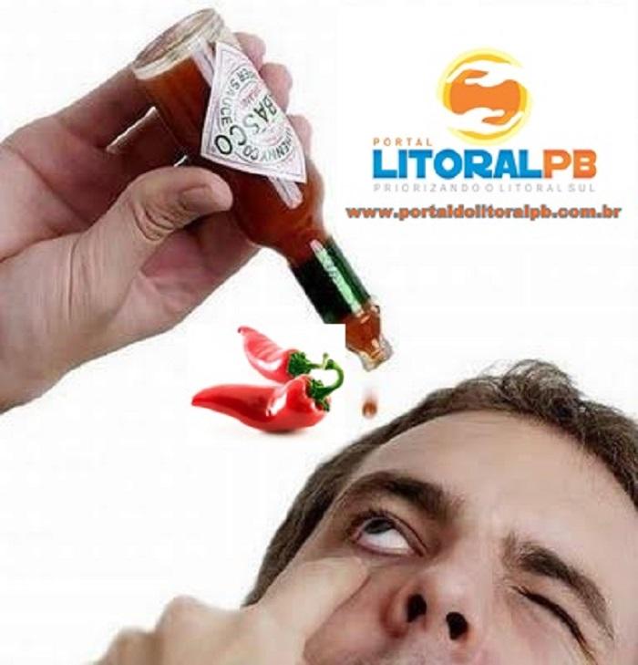 PIMENTA NOS OLHOS - PORTAL DO LITORAL
