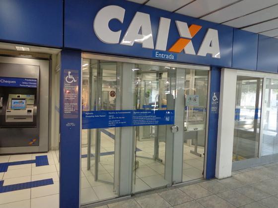 Ag ncias da caixa e do banco do brasil fecham em jo o for Banco exterior agencias