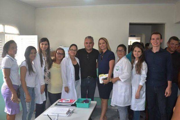 Prefeitura de Alhandra paga premiação de incentivo do PMAQ a servidores da Saúde