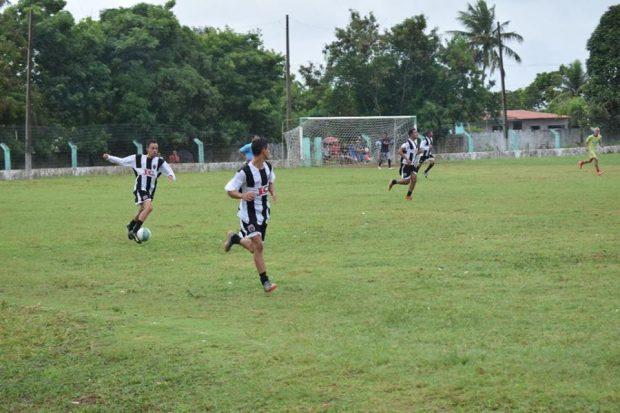 Flamengo e Botafogo são os campeões do Torneiro de Emancipação dos 59 anos de Alhandra