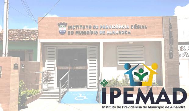 Aposentados e pensionistas do Ipemad de Alhandra recebem seus salários no próximo dia 23 de abril
