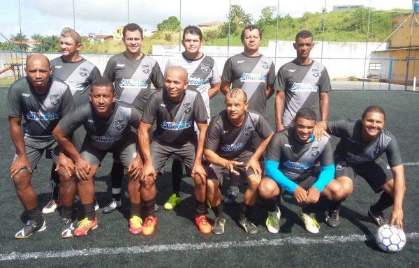 Seleção de Alhandra de Futebol Society vence e garante vaga na semifinal da taça Mario Irineu, em Goiana-PE