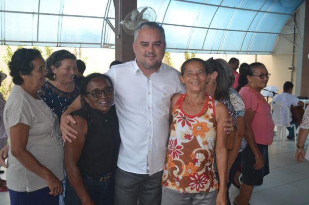 Com Participantes Centro Do Idoso