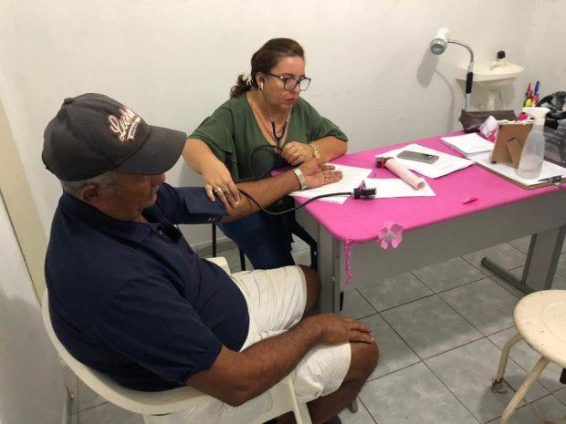 Ação de Saúde em Alhandra visa zerar demanda das cirurgias eletivas oftalmológicas