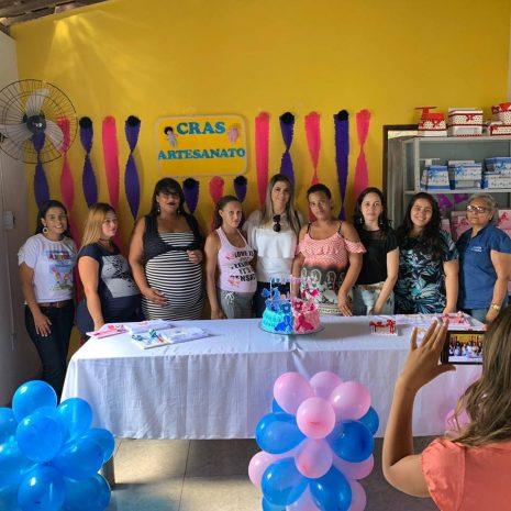 Prefeitura de Alhandra entrega kits de enxoval para gestantes atendidas pelo CRAS