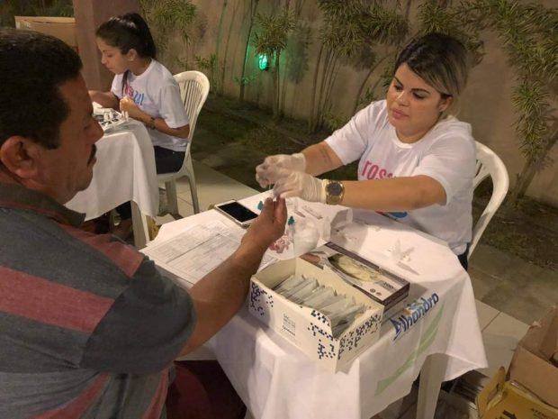 Saúde de Alhandra promove evento do Novembro Azul destinado à prevenção e o diagnóstico precoce de doenças