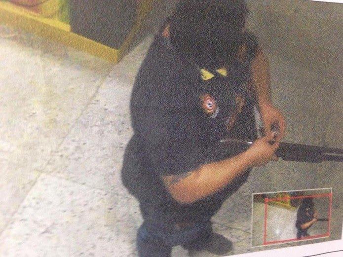 Resultado de imagem para Operação da PF prende em Recife integrante de quadrilha que assaltou caixas eletrônicos em shopping na Paraíba