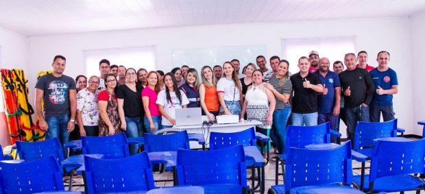Profissionais do Samu e Hospital Municipal de Alhandra recebem treinamento em Atendimento Pré-Hospitalar