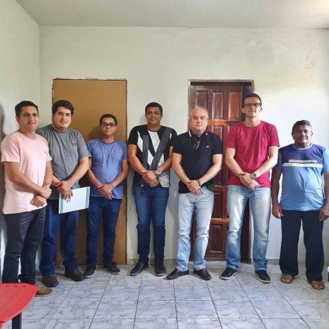 Prefeito Renato Mendes promove mudanças no secretariado de Alhandra