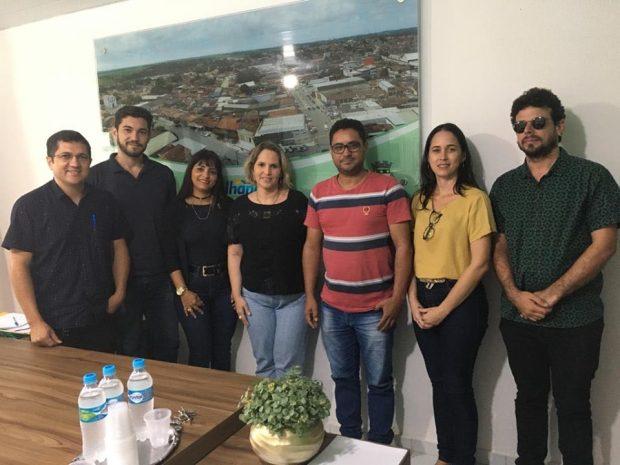 Prefeitura de Alhandra celebra convênio com UFCG para elaboração do Plano Municipal de Saneamento Básico